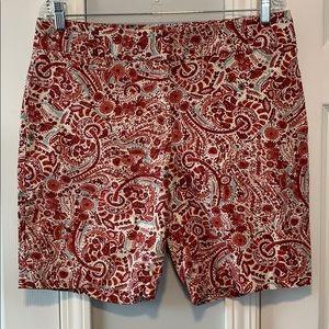 Ann Taylor LOFT Julie shorts